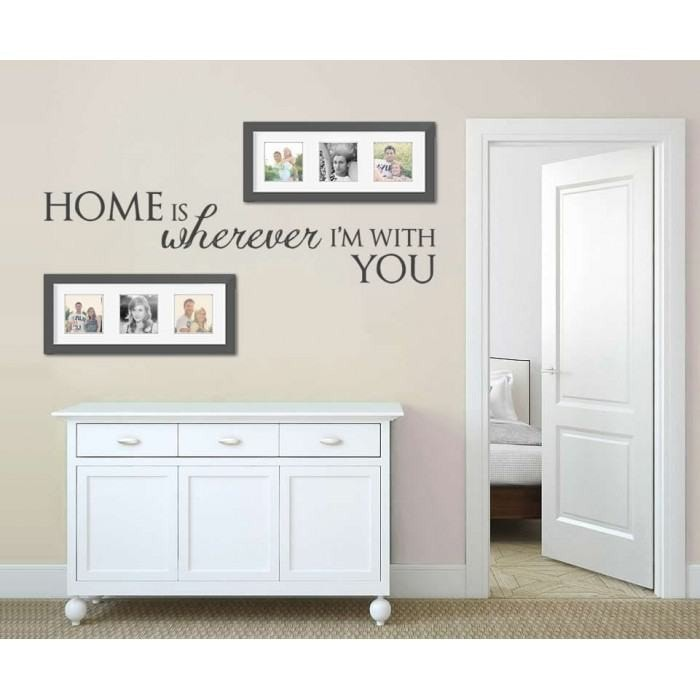 Home Is Wherever Wall Sticker Wall Sticker - Wall Chick