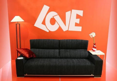 Big Love Wall Sticker Wall Sticker - Wall Chick