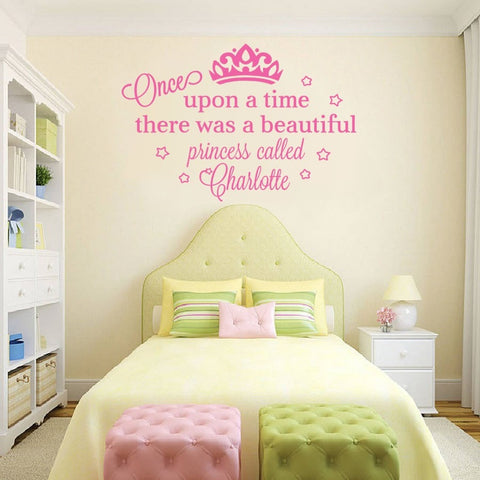 Once Upon A Time Wall Sticker - Wall Chick