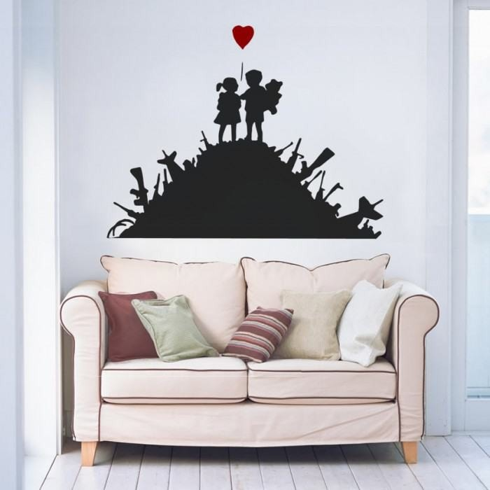 Triumph Wall Sticker - Wall Chick