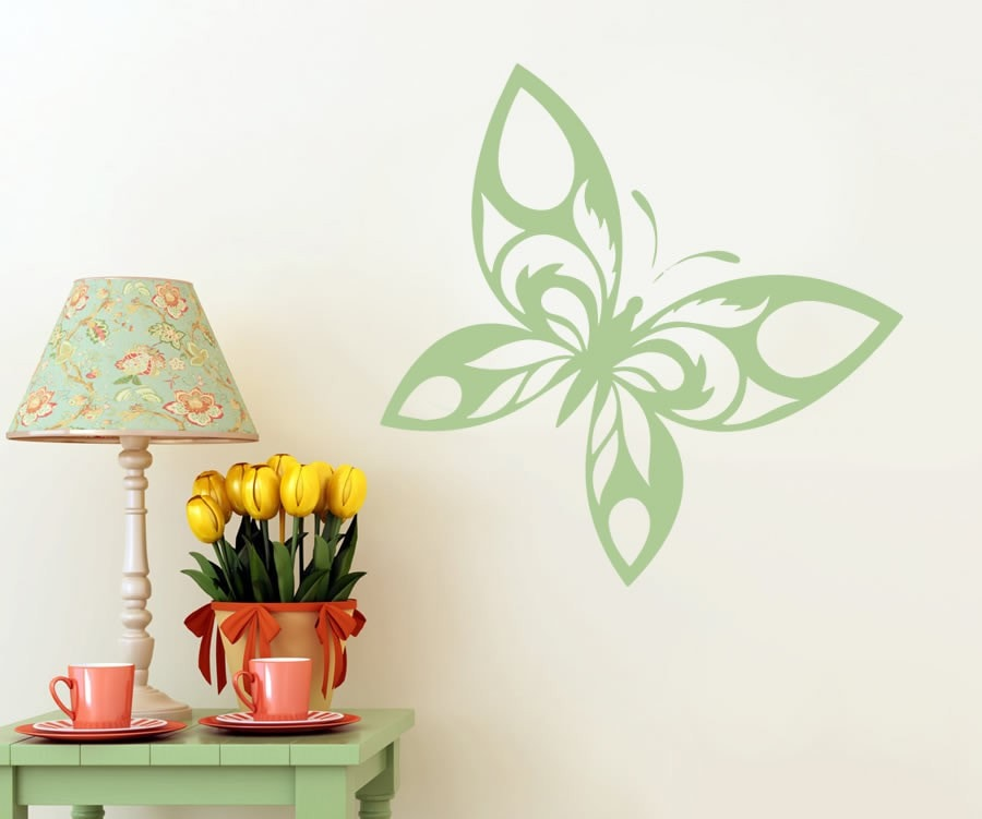 Butterfly Wall Sticker Wall Sticker - Wall Chick