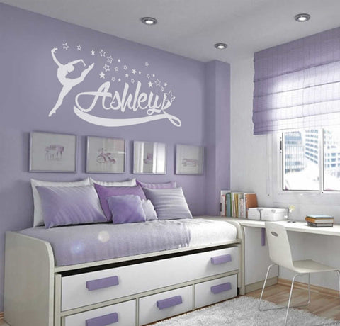 Star Dancer Wall Sticker