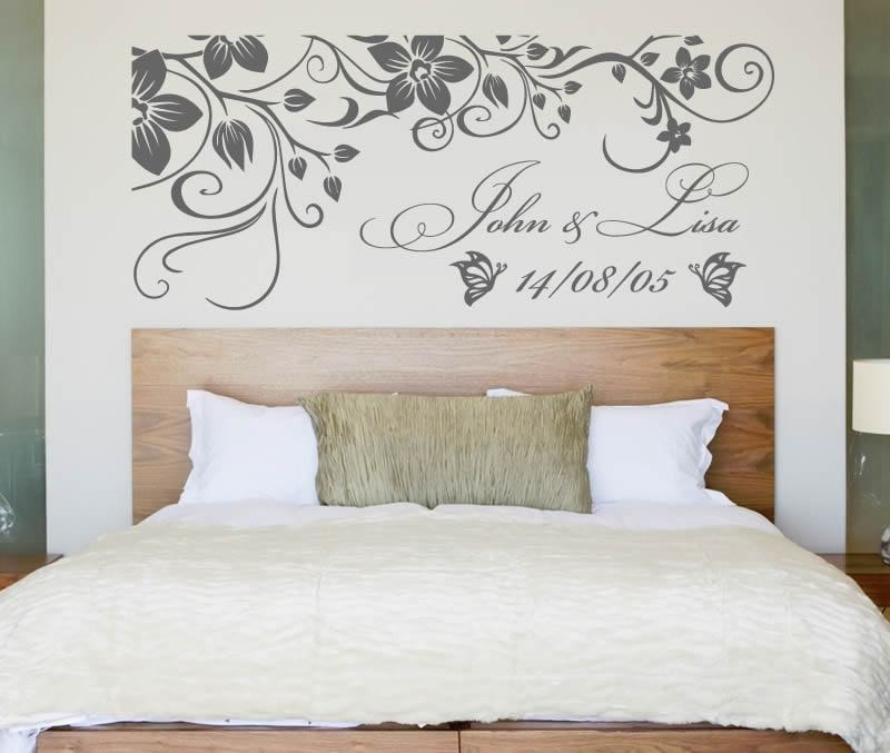 Floral Elements Wall Sticker Wall Sticker - Wall Chick