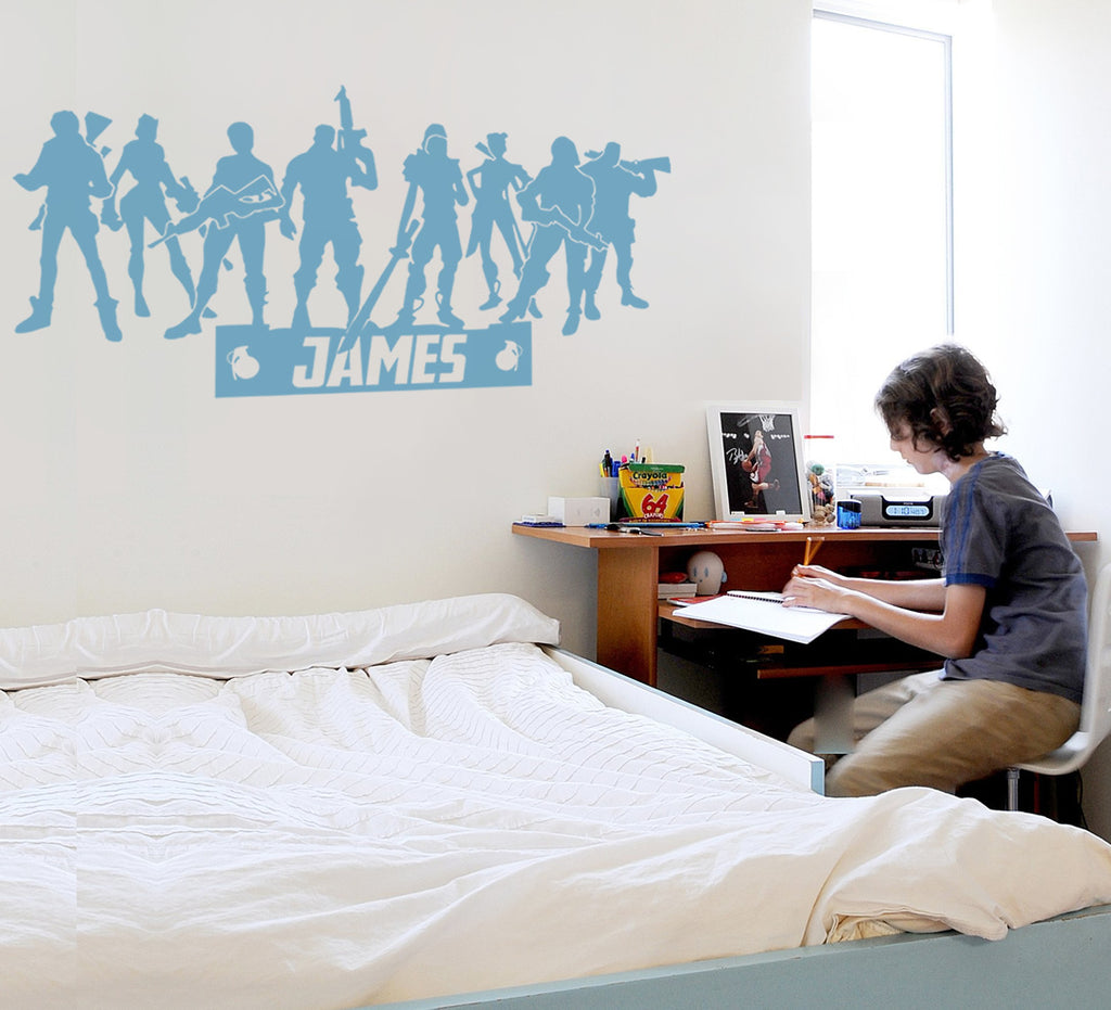 Inspired Gamer Wall sticker