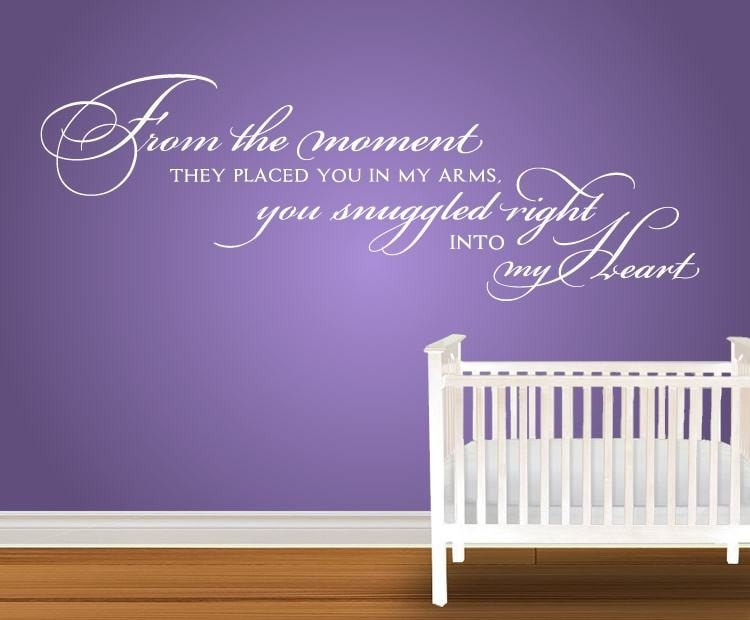 From The Moment... Wall Sticker - Wall Chick