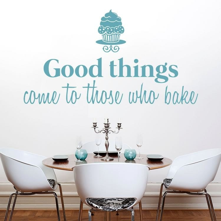 Good things come... Wall Sticker - Wall Chick