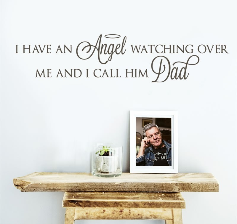 Have An Angel Wall Sticker Wall Sticker - Wall Chick