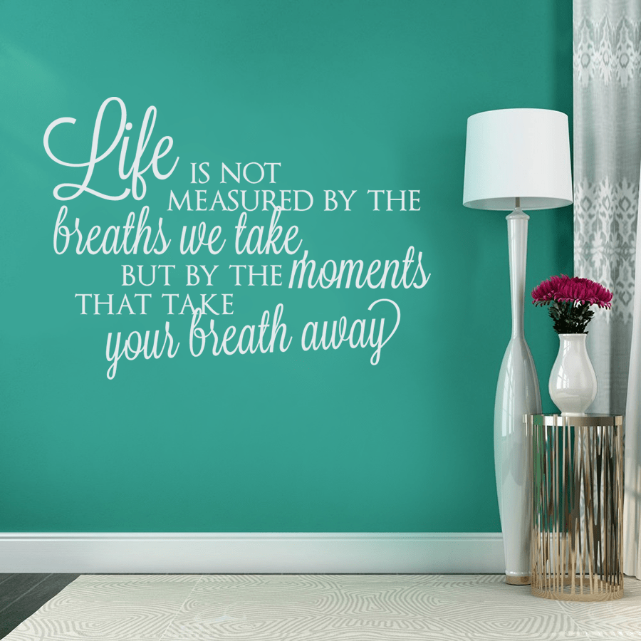 Life Moments Wall Sticker - Wall Chick