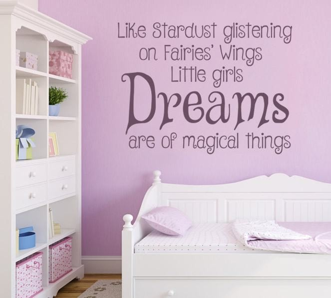 Like Stardust Wall Sticker - Wall Chick
