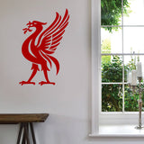 Liver Bird Wall Sticker