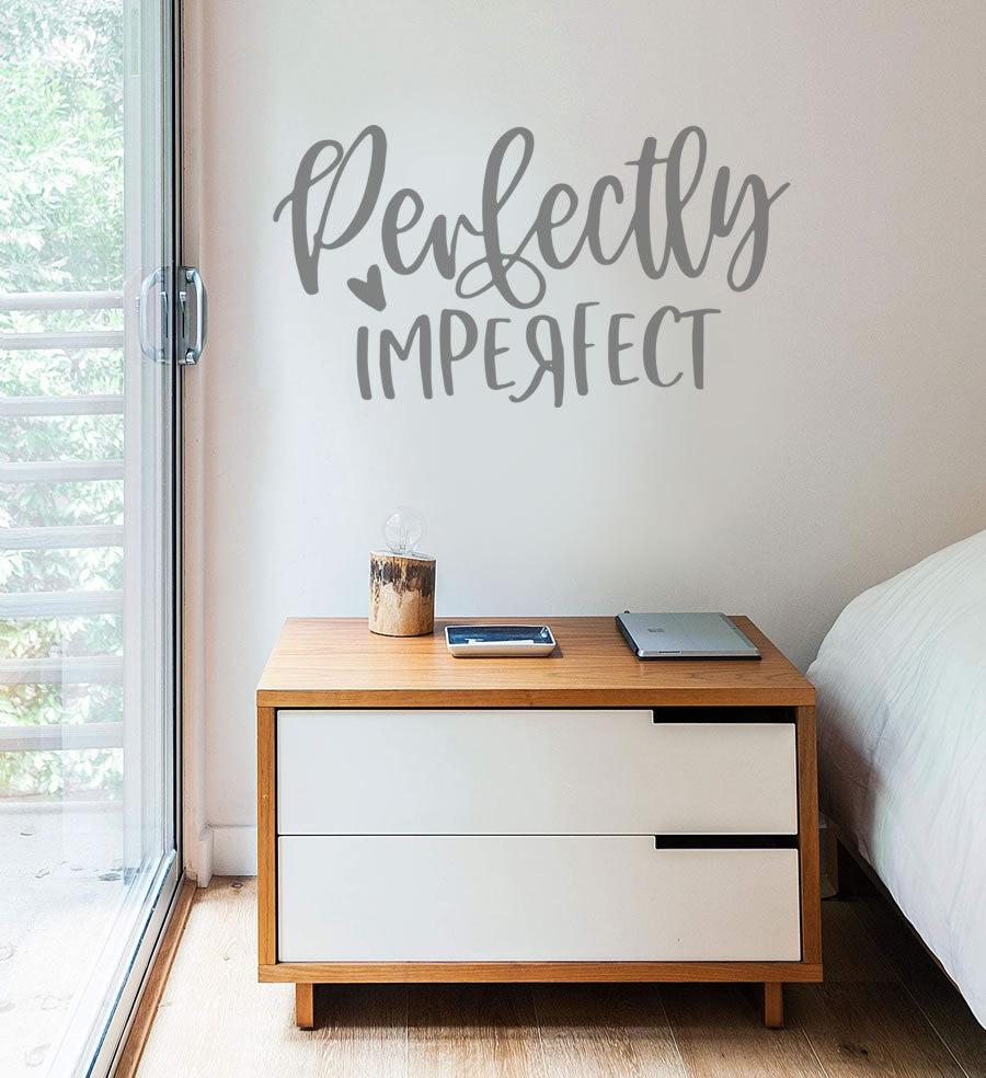 Perfectly Imperfect Wall Sticker