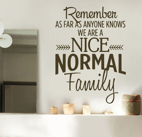 Remember Wall Sticker - Wall Chick