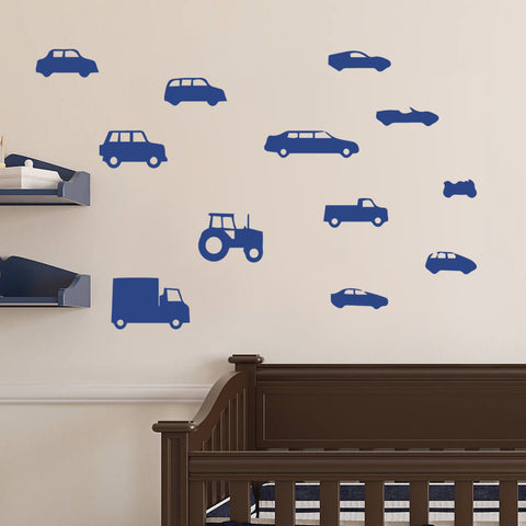 Cars Wall Sticker Packs