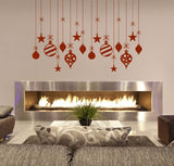 Hanging Decorations Wall Sticker - Wall Chick