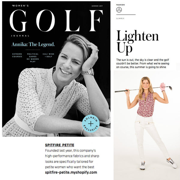 SUMMER STYLE: Petite Golf Edition ~ As Seen in Women's Golf Journal