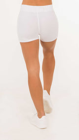 PETITE PERFORMANCE UNDER SHORTS - Black, White