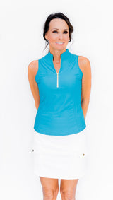 FRONTLINE 2.0 SLEEVELESS TOP - SURFER - Spitfire Petite
