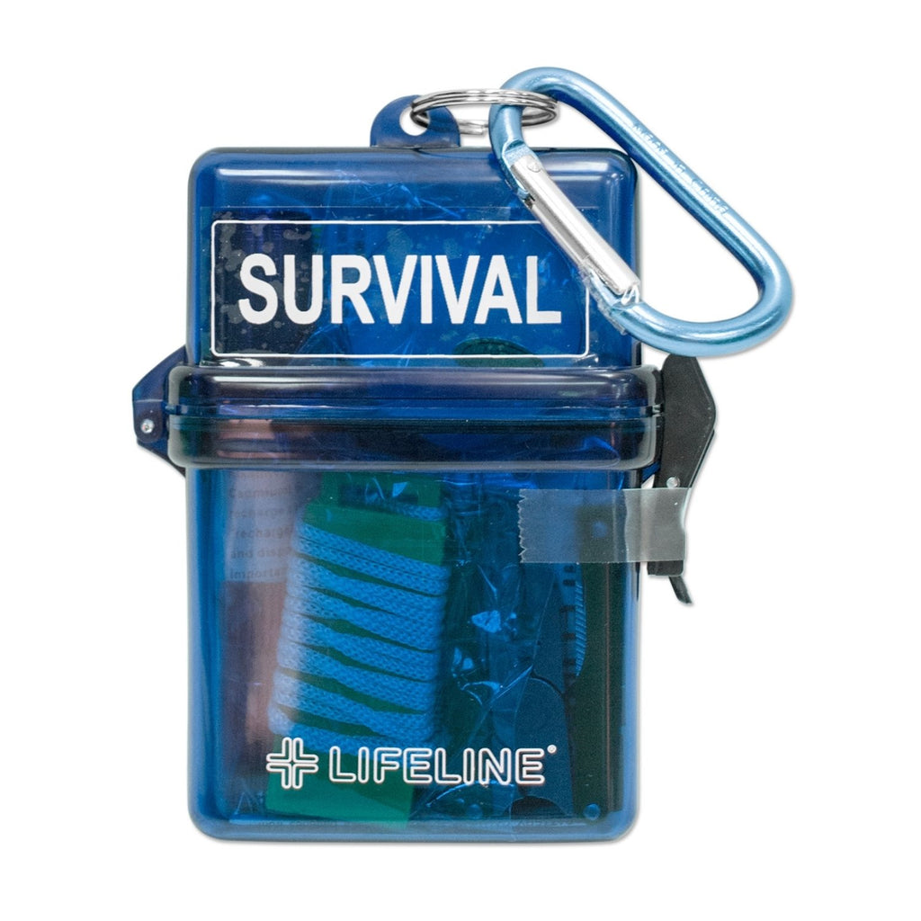 Weather Resistant Survival Kit Case Closed
