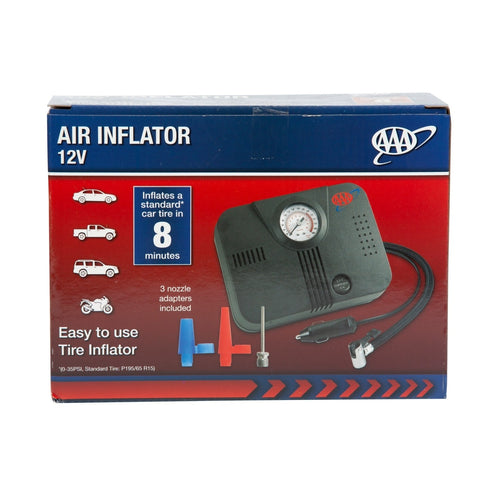 AAA Air Compressor - 12V Box