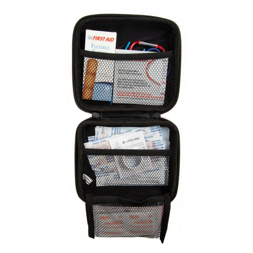 AAA Tune Up Auto First Aid Kit Case Open