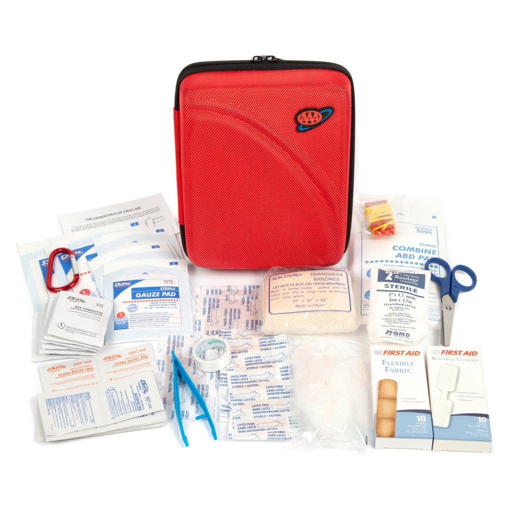 AAA Commuter Auto First Aid Kit
