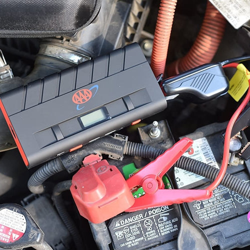 AAA Mini Auto Jump Starter + Powerbank 600A