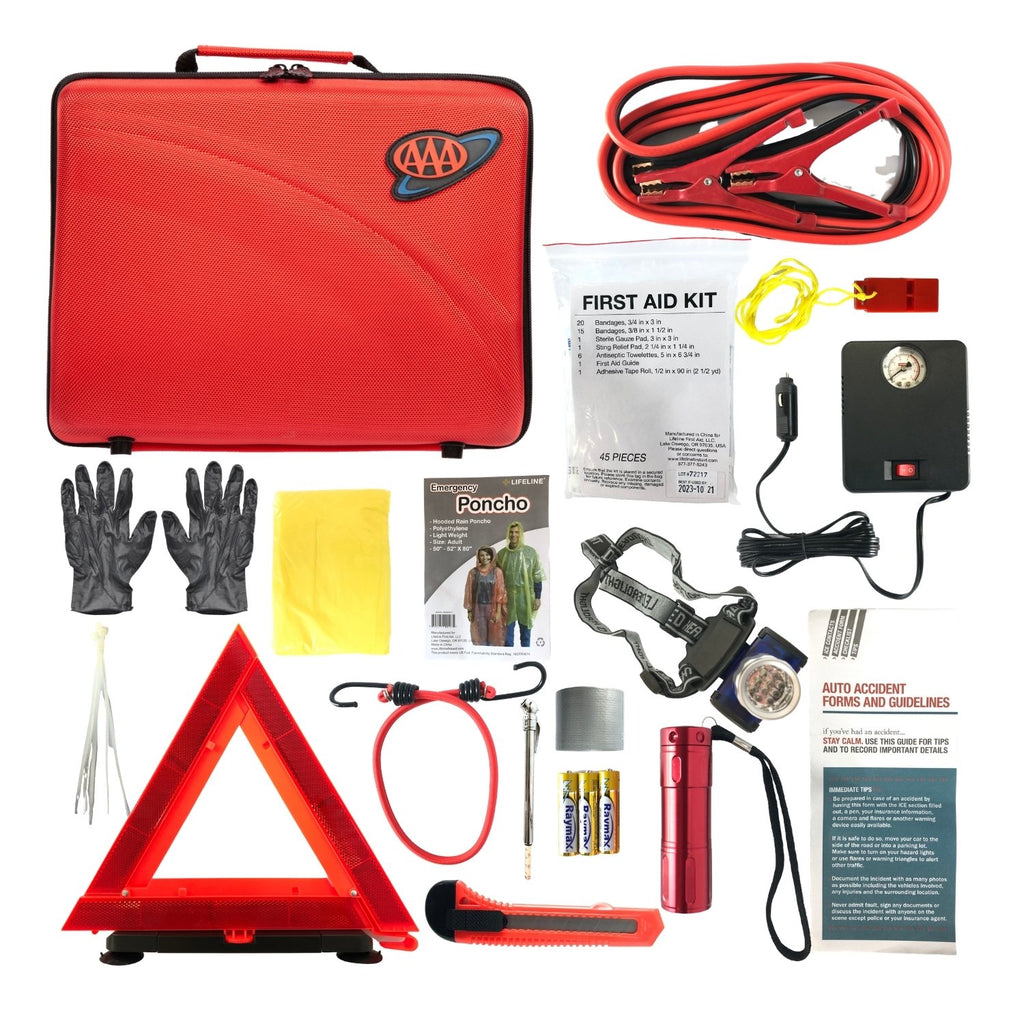 AAA Destination Roadside Emergency Kit