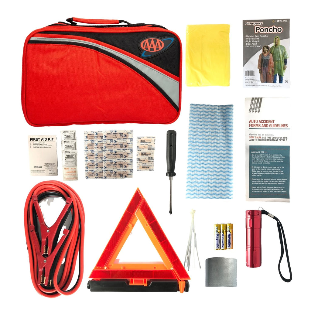 AAA Traveler Emergency Road Kit