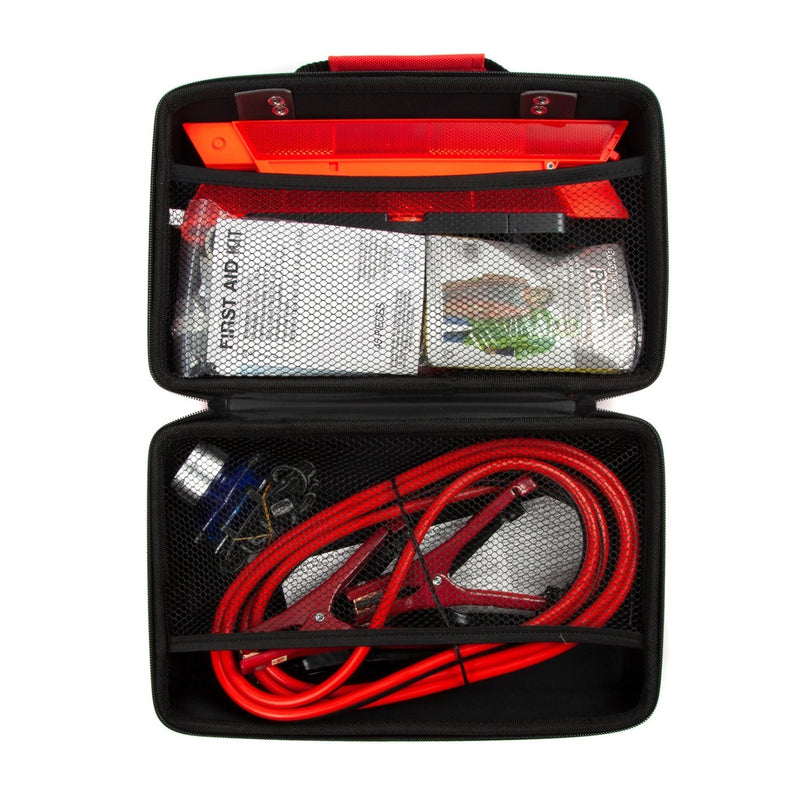 AAA Executive Emergency Roadside Kit Open Case