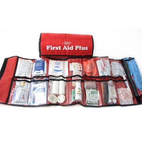 First Aid Plus Sleeve (Essential First Aid)