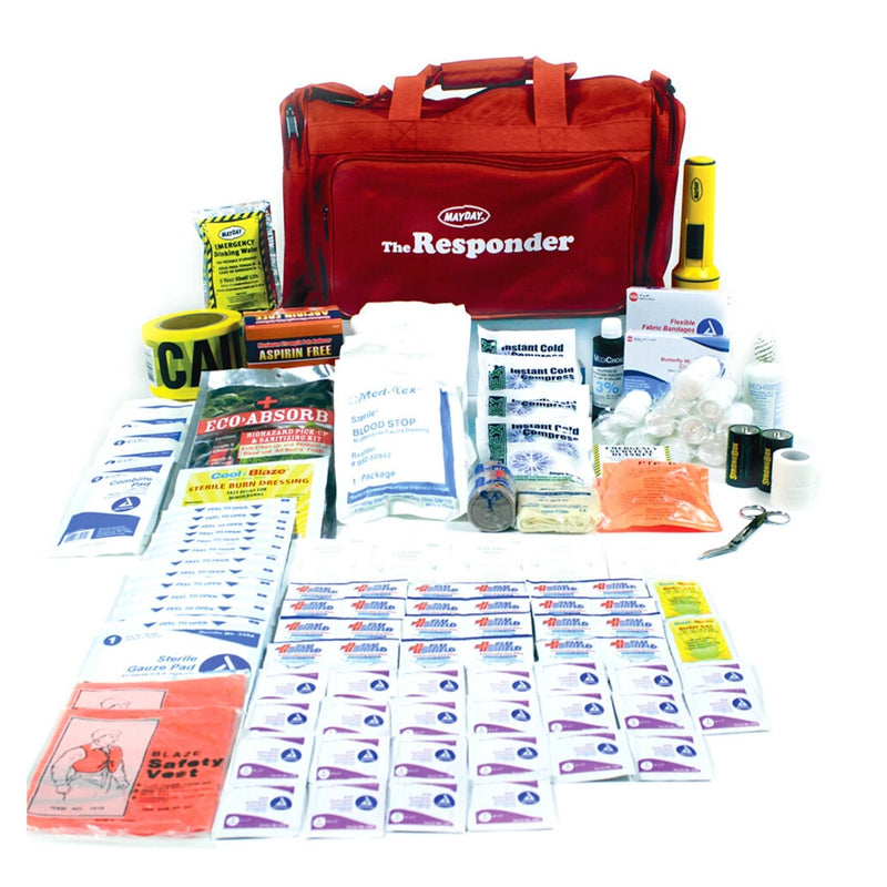 The Responder First Aid and Trauma Kit