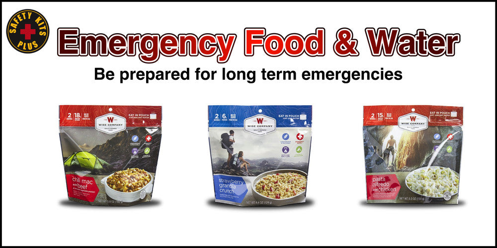 Emergency Food & Water