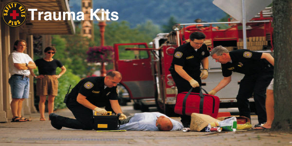 Trauma Kits for emergency