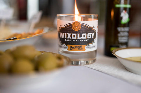 Wixology Candle Co: Photo by Muse Marketing & Design