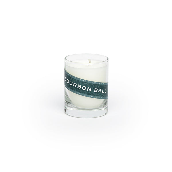 Bourbon Ball (3 oz. shot glass votive)