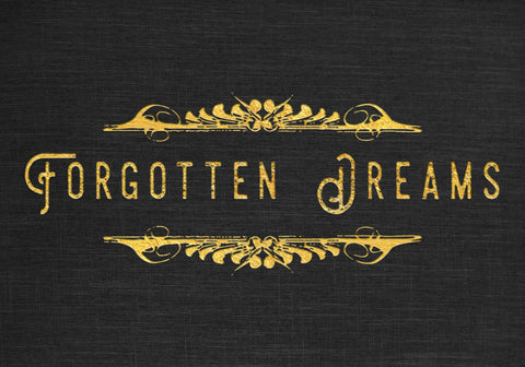 Forgotten Dreams Special Edition Book Cover