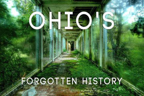 abandoned ohio book abandoned places book urbex book