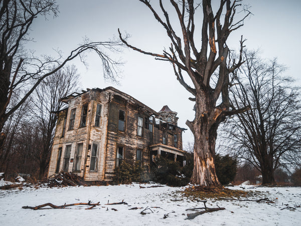Ohio's Forgotten History Part 2 - Abandoned Homes