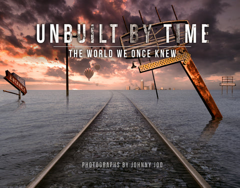 Unbuilt By Time Hardcover Book