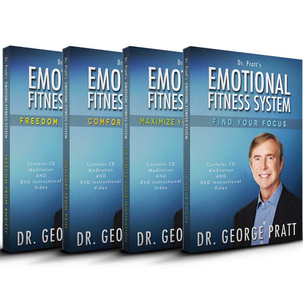 Emotional Fitness System: Set of 4 (Save $79.95)