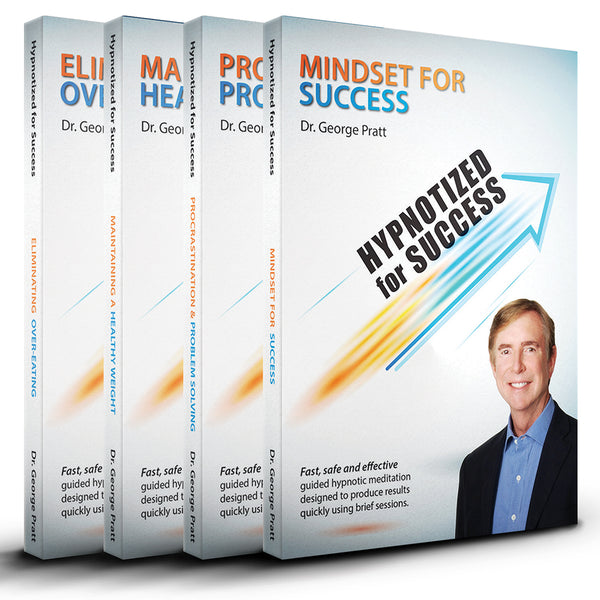 Hypnotized for Success: Set of 4