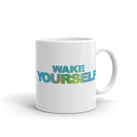 Wake Yourself/Album Artwork Mug