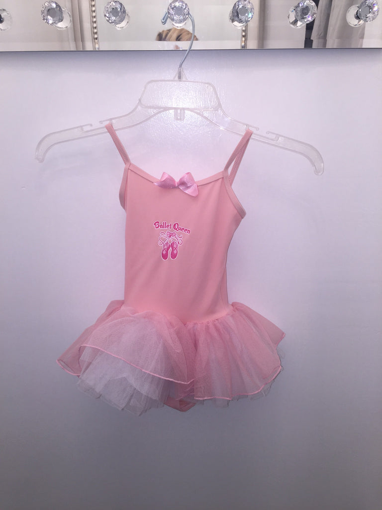 Princess Camisole Tutu Dress