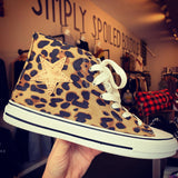 Leopard Star Shoes