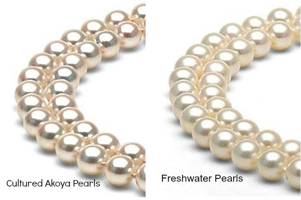 Cultured Pearls vs Freshwater Pearls - What's the Difference?