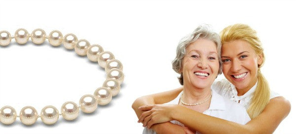"Pearls for a ""Pearl of a Mother"""