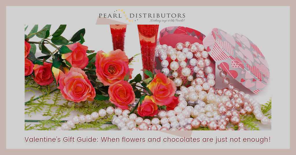Valentine Guide: When flowers and chocolate are just not enough!