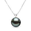 AAA Quality Tahitian Desiree Pearl Pendant, 8.0-13.0mm