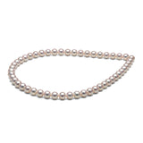 8.0-8.5mm Hanadama Saltwater Cultured Pearl Necklace