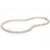 7.0-8.0mm White Freshwater Gem Grade Pearl Necklace